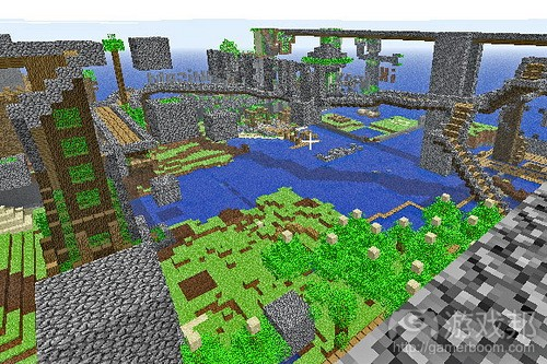 minecraft from pakman.com